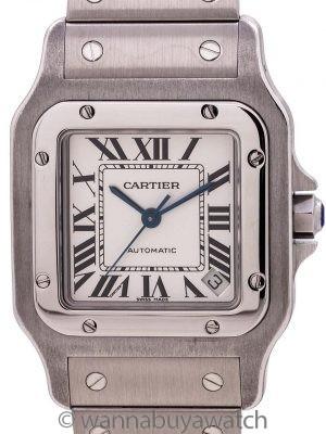 Cartier Santos Galbe XL Automatic Minty