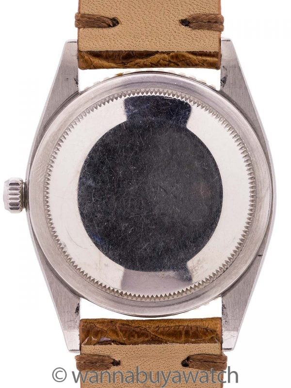 Rolex Turn-O-Graph ref 1625 SS/14K WG circa 1961