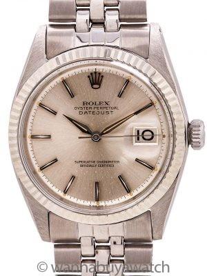 Rolex Datejust ref# 1601 Stainless Steel circa 1960