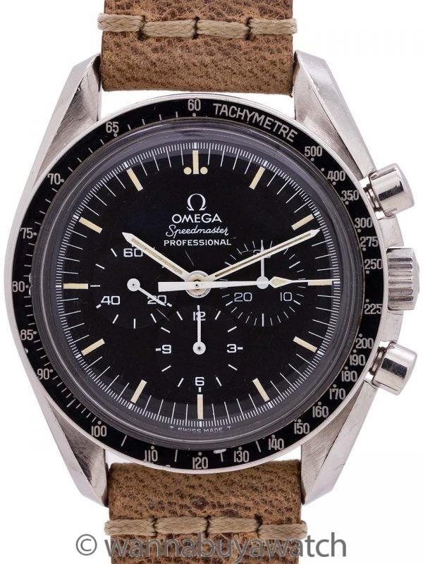 Omega Speedmaster Moon ref 145.022-74 circa 1976