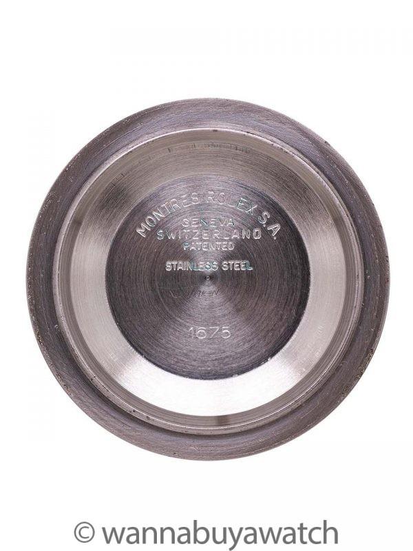 Rolex GMT-Master ref 1675 circa 1978