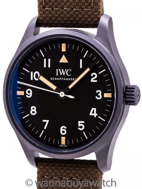 "IWC Pilot's Watch Mark XVIII Edition ""Hodinkee"" circa 2018"