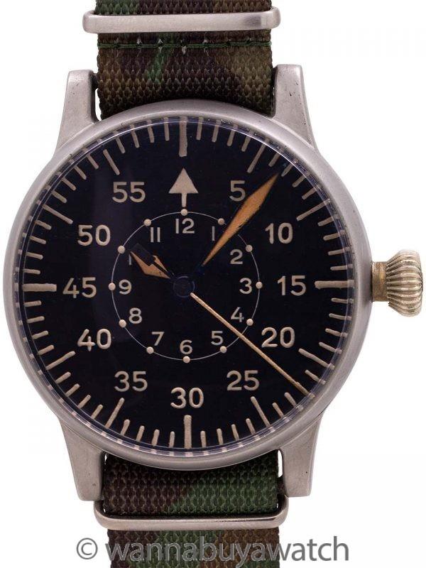 Lange & Söhne Beobachtungsuhr (B-uhr) Observer's Watch WWII