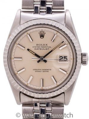 Rolex Datejust ref# 1603 SS circa 1965