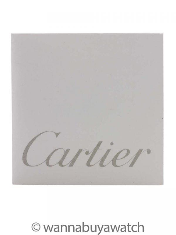 Cartier Ballon Bleu SS/PG Mother of Pearl circa 2000's
