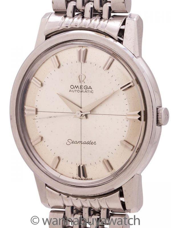 Omega Seamaster ref 165.003 Stainless Steel circa 1964