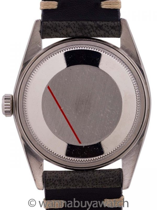 Rolex Datejust Stainless Steel ref 1601 Linen Dial circa 1972