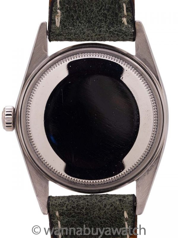 Rolex Datejust ref 1601 SS/14K WG circa 1964
