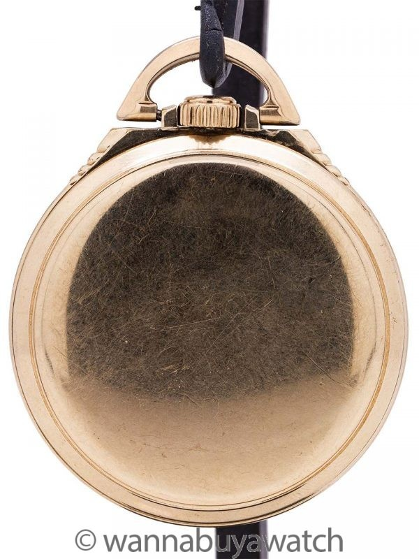 Elgin BW Raymond Railroad Pocketwatch circa 1939