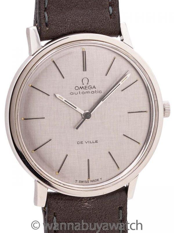 Omega Seamaster De Ville ref 165.008 circa 1968