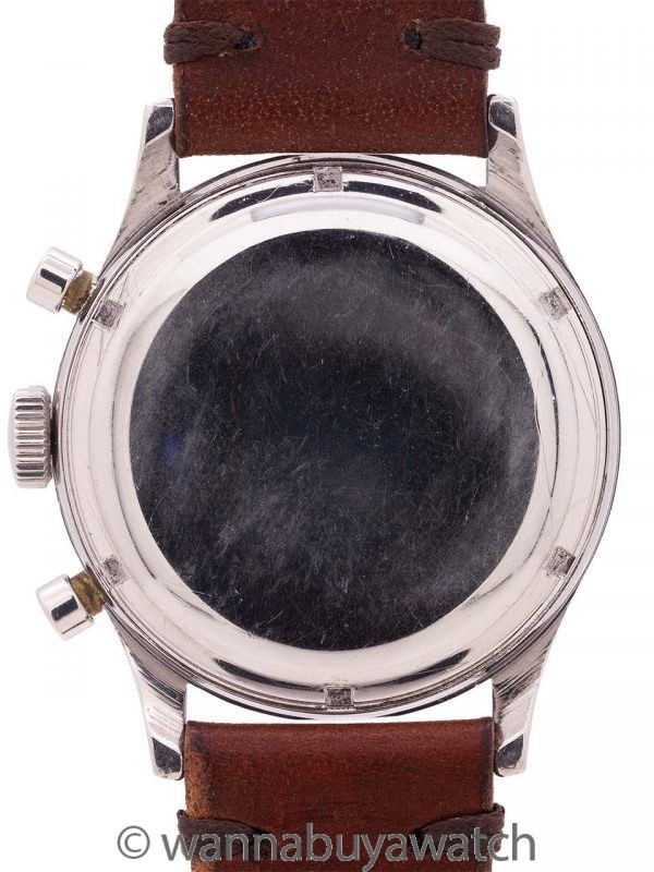 Gallet Multichron Decimal Chronograph circa 1960's