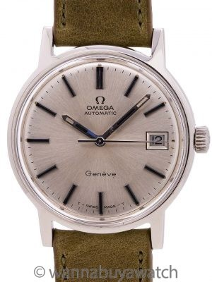Omega Geneve Automatic ref 166.070 circa 1971