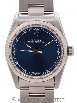 Rolex Midsize Oyster Perpetual ref 67514 circa 1995