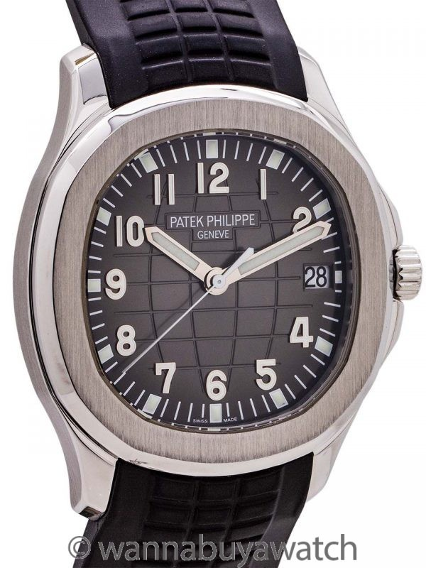 Patek Philippe Aquanaut ref 5167A-001 circa 2010+