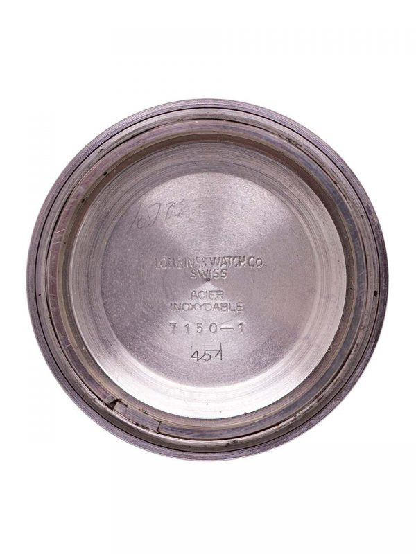 Longines Super Compressor Diver's ref 7150-1 circa 1961 Archive