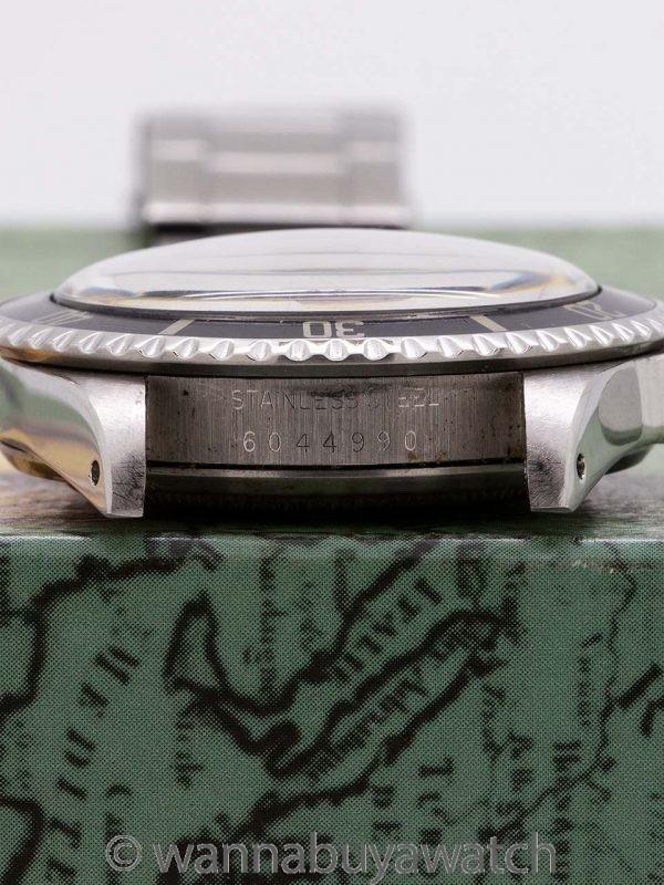 Rolex Submariner ref# 5513 Maxi Dial circa 1979
