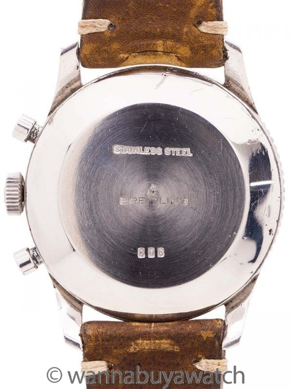 Breitling Navitimer ref 806 AOPA Beaded Bezel circa 1960's