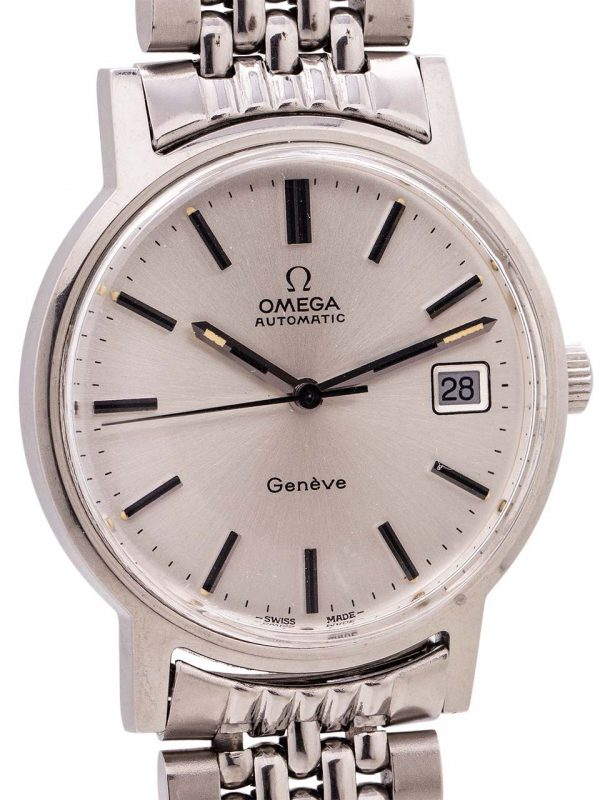 Omega Geneve Automatic ref 166.0163 circa 1972