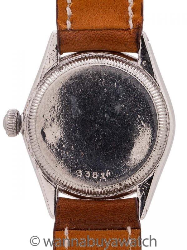 Rolex Oyster Standard ref 3351 Boy's Size circa 1941