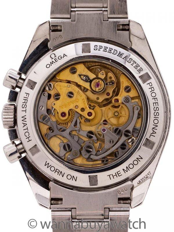 Omega Speedmaster Professional Yellow ref 3572.50 circa 1997