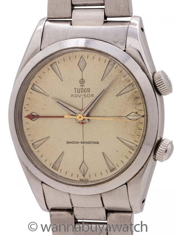 Tudor Advisor Alarm ref 7926 circa 1955