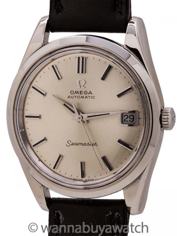 Omega Chronometer Certified Seamaster ref 165.010 circa 1969