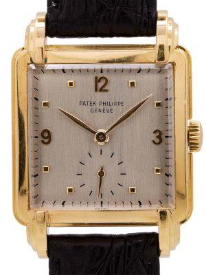 Patek Philippe 18K YG ref 2437 circa 1950's