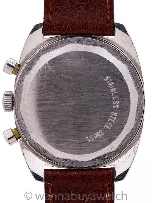 Hamilton ref. 647 SS Chronograph Valjoux 7733 circa 1970's