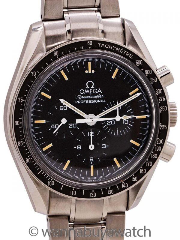 Omega Speedmaster ref 3570.50 cal. 861 circa 1997