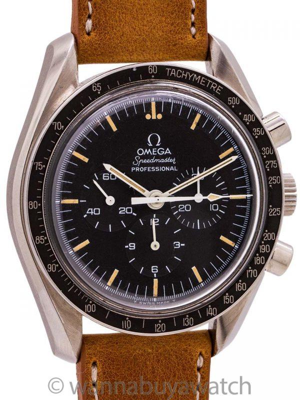 Omega Speedmaster Moon ref 145.022-74 circa 1974
