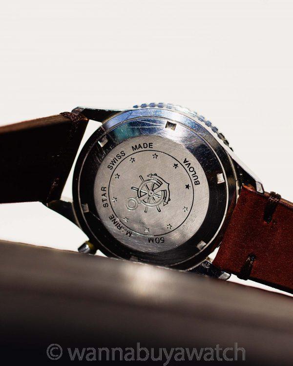 Bulova Marine Star Aviator Chronograph circa 1960's