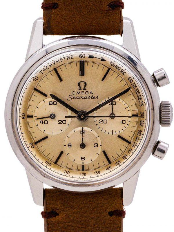 Omega Seamaster Chronograph ref. 105.001-62 calibre 321 circa 1963