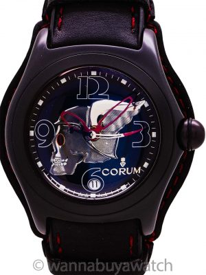 "Corum Night Flyer ""Bubble"" Watch 996/999 circa 2000's"