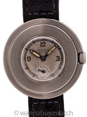 "Rolex Oyster ""Lifesaver"" ref 2849 circa 1939"