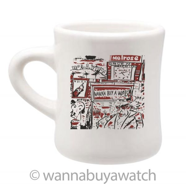 WBAW? Coffee Mug (Set of 2 or 4)