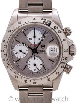 "Tudor ""Tiger"" Oyster Prince Date Chronograph ref. 79280 circa 1999"