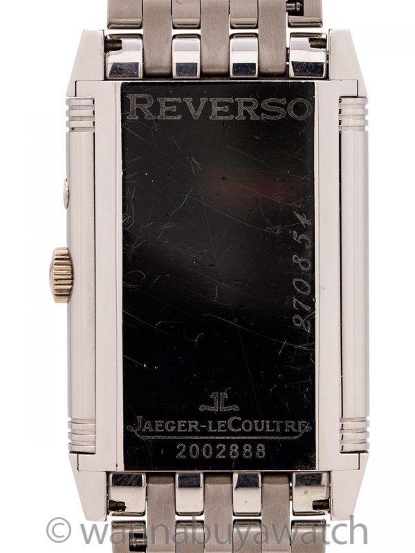 Jaeger LeCoultre Reverso Duo ref. 270.8.54 circa 2000's
