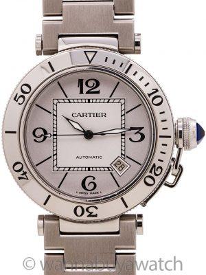 Cartier Pasha Seatimer circa 2010's