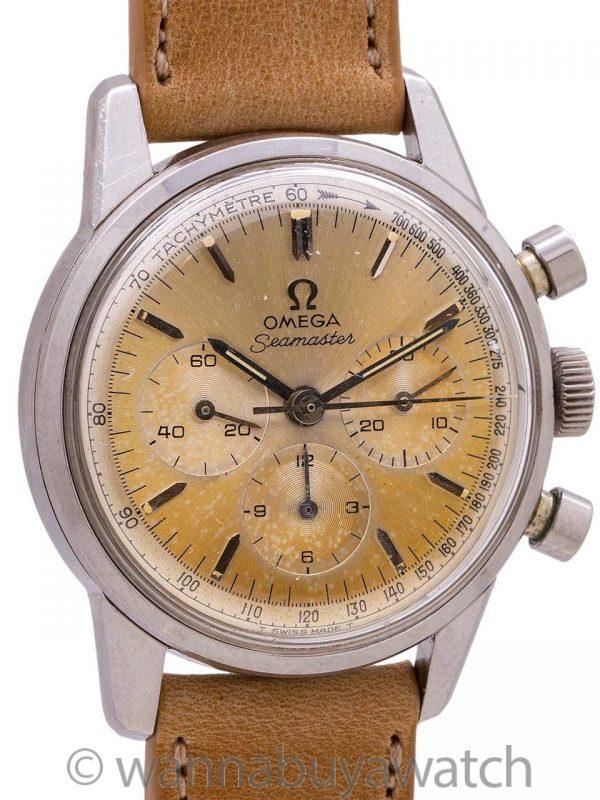 Omega Seamaster Chronograph ref. 105.004-64 calibre 321 circa 1965
