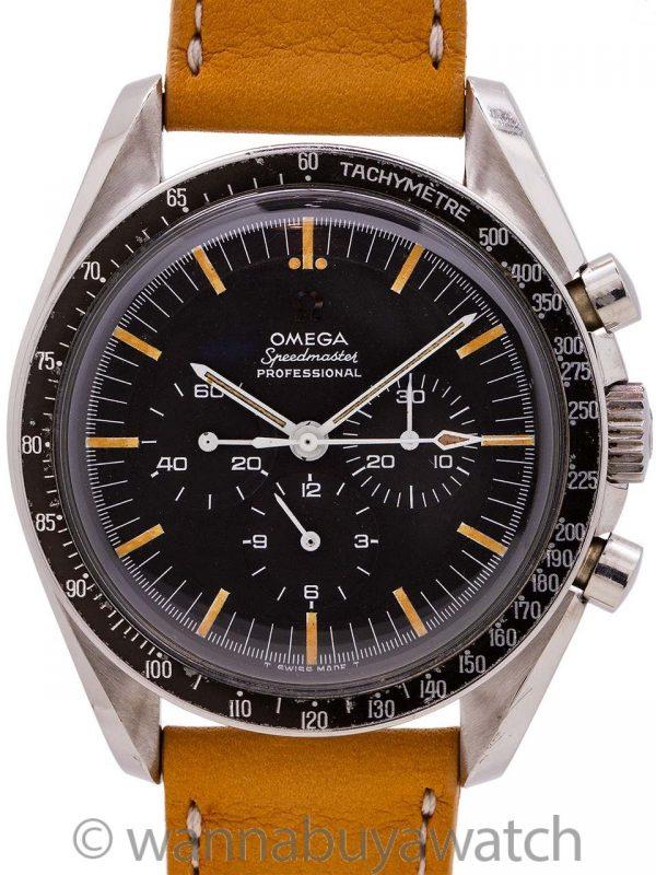 Omega Speedmaster Pre Moon ref# 105.012-66 Buzz Aldrin Model