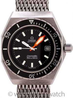 Omega Seamaster 200 SHOM ref 166.177 circa 1970's