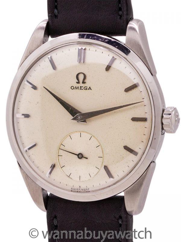 Omega Manual Wind ref 2900-4 circa 1958