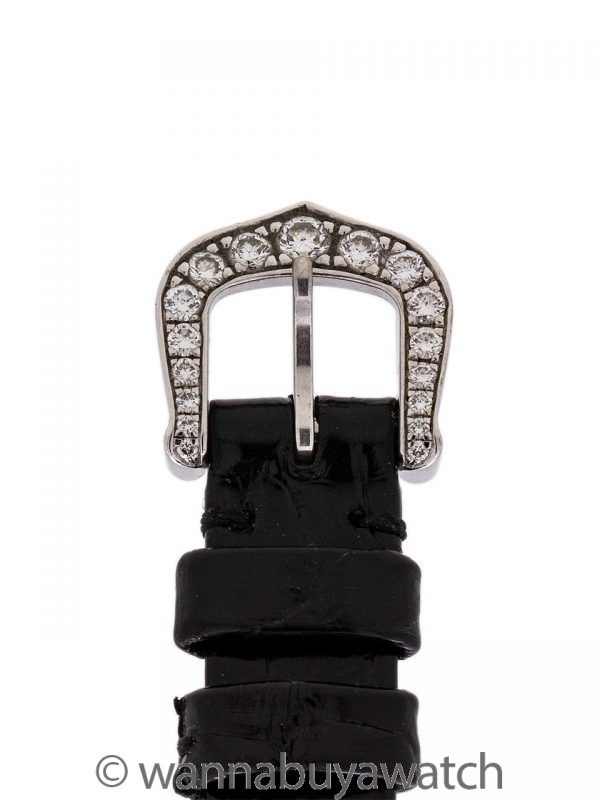 "Cartier Lady ""Ballerine"" 18K WG Diamonds"