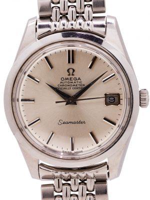 Omega Seamaster Chronometer ref 168.024 Stainless Steel circa 1968