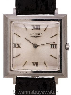 Longines SS Moderne circa 1967