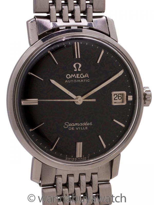 Omega Seamaster De Ville Automatic ref 166.020 circa 1966