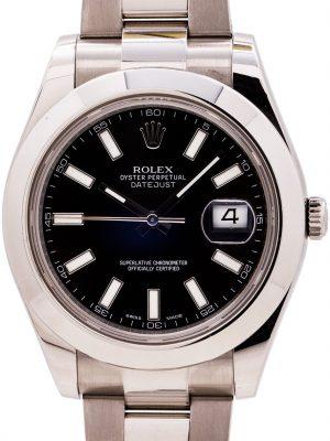 Rolex Datejust II ref# 116300 41mm circa 2012+