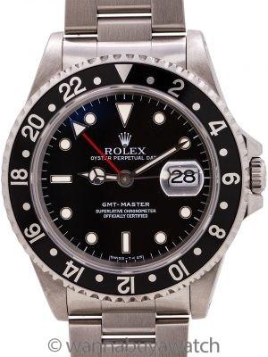 Rolex GMT Master ref 16700 circa 1995