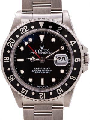 Rolex GMT Master ref 16700 Tritium circa 1995