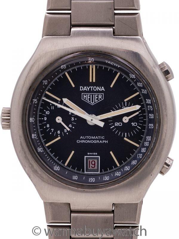 Heuer Daytona Chronograph ref. 110.203B circa 1981